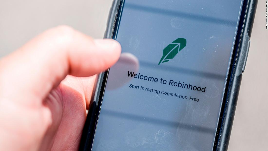 Robinhood says a 'limited number' of accounts were recently hacked