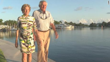 Florida seniors frustrated over Trump's handling of Covid-19
