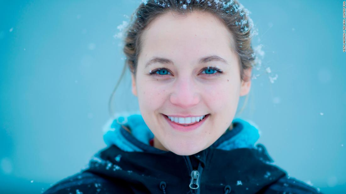 Trailblazing climber Sasha DiGiulian was told 'little girls don't belong.' She didn't listen.