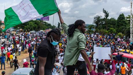 As Nigerians continue to protest nationwide against police brutality, here's how you can help