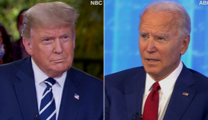 5 takeaways from the dueling Biden and Trump town halls