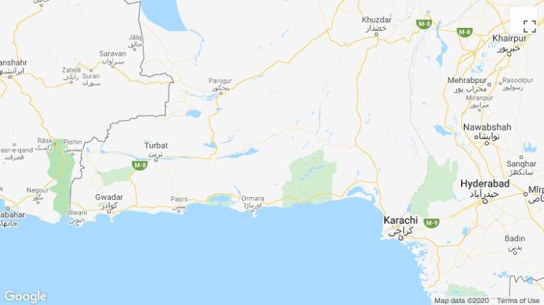 Attack on oil company convoy kills 14 in Pakistan
