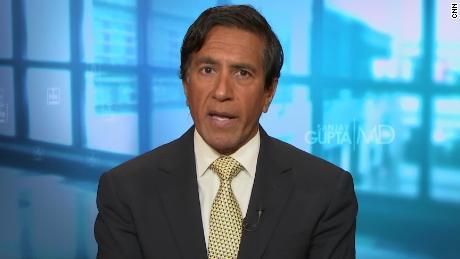 Dr. Sanjay Gupta debunks Trump's Covid-19 claims