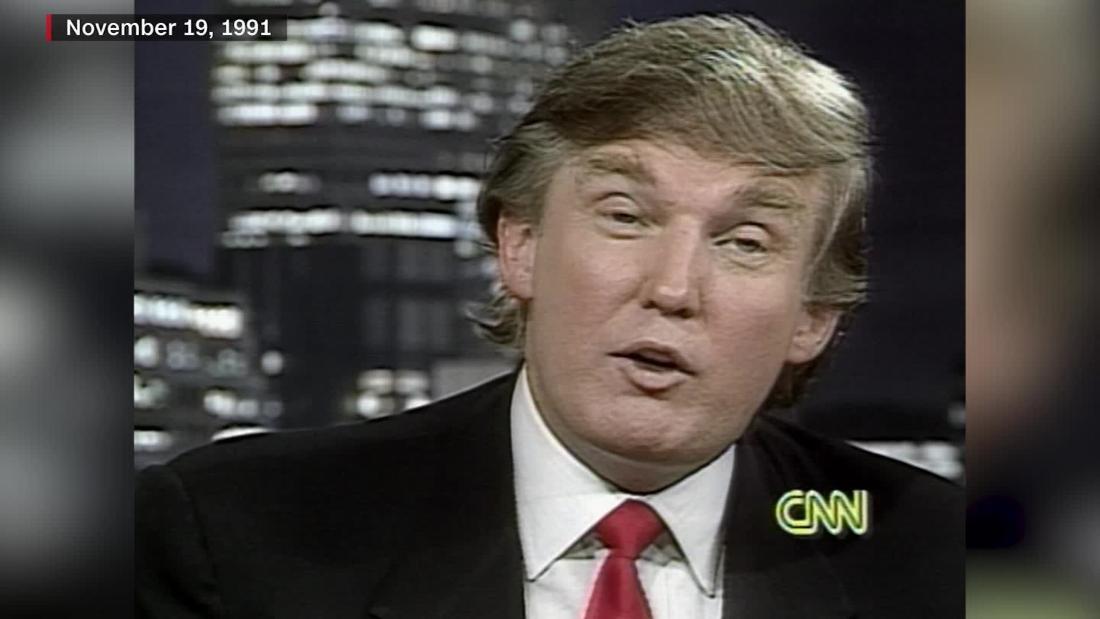 1991: Larry King asks Donald Trump about David Duke - CNN Video