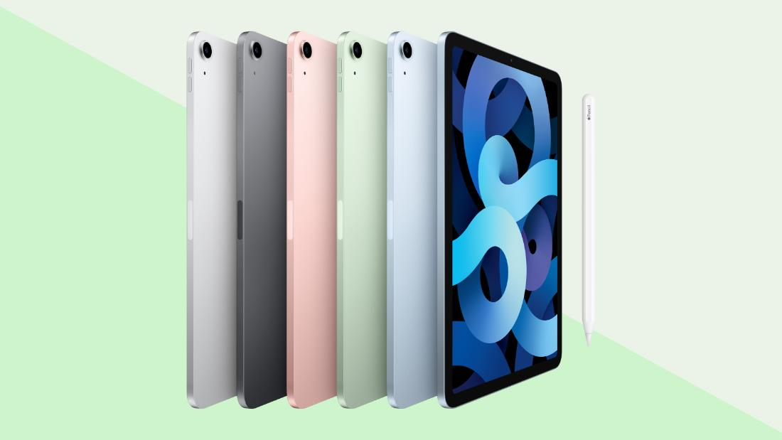 You can now preorder the colorful iPad Air