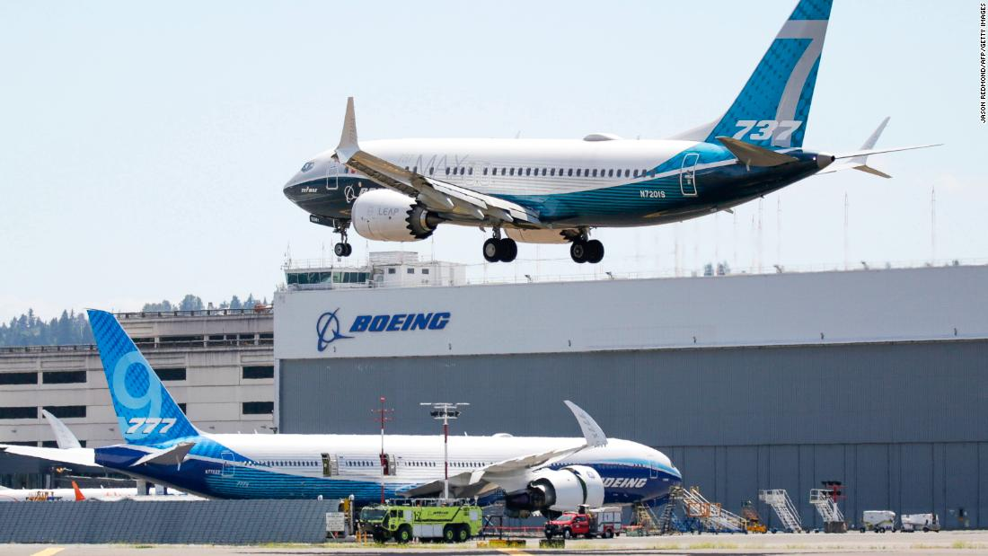 Boeing is nearing a long-delayed approval for the grounded 737 Max