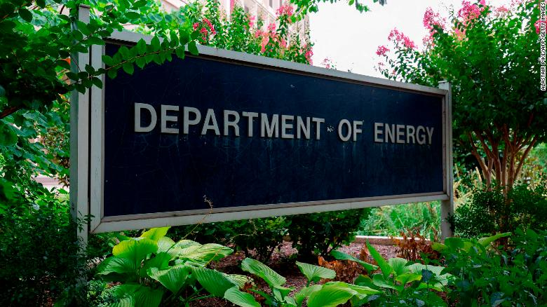 Two Energy Secretary security detail members test positive for coronavirus