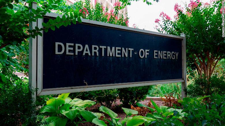 Two Energy Secretary security detail members test positive for coronavirus