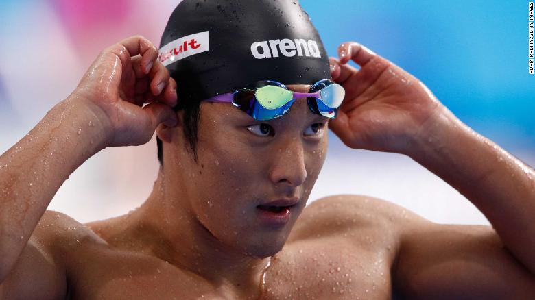 World champion swimmer Daiya Seto suspended following extramarital affair