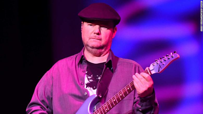 Christopher Cross says Covid-19 paralyzed him