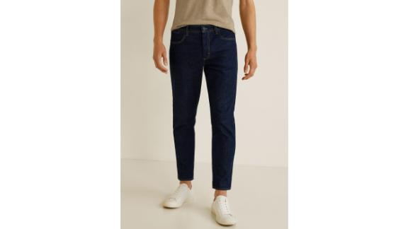Mango Tapered Fit Soft Wash Jean