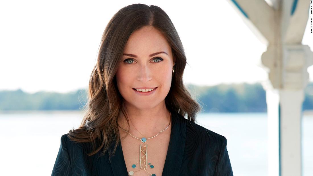 Finland PM's photoshoot sparks sexism debate – CNN