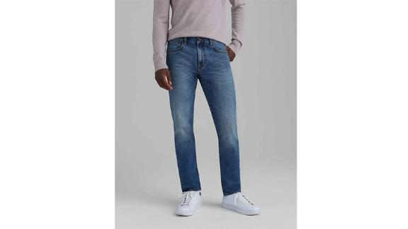 Club Monaco Slim Straight Denim