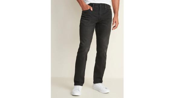 Old Navy Built-In Flex Straight Jeans