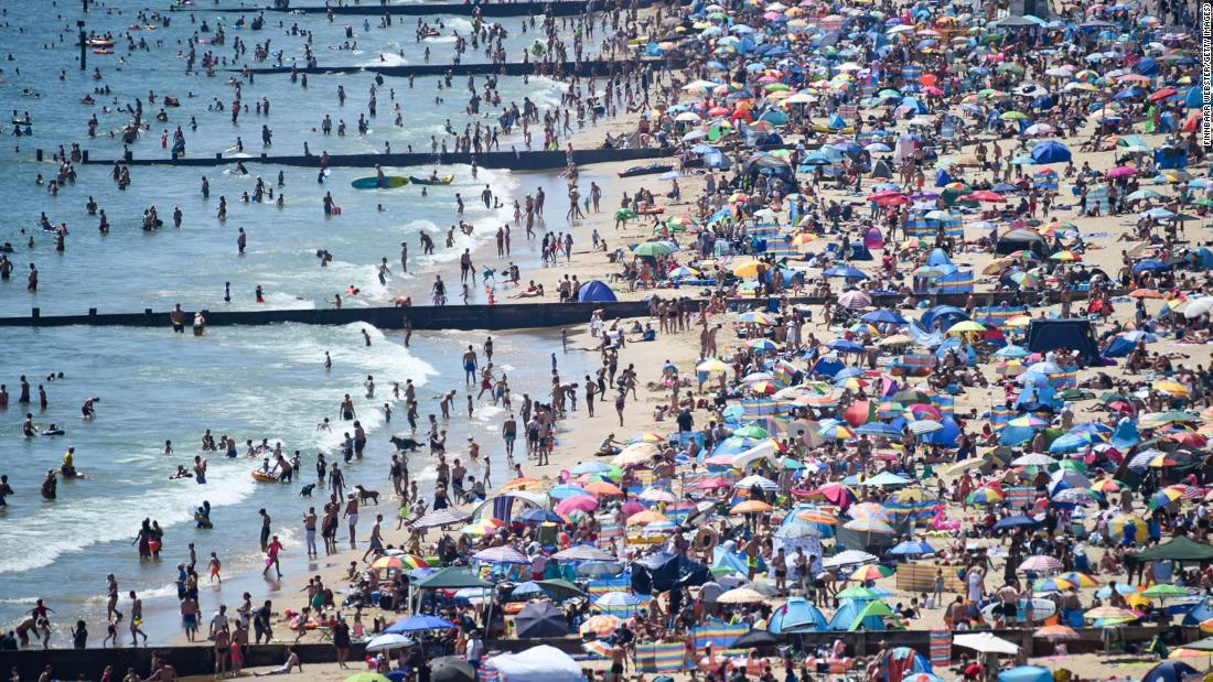 UK destinations brace for tourist pandemonium