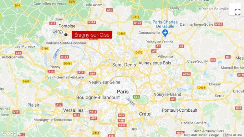 Man decapitated in Paris suburb, France's anti-terror prosecutor says