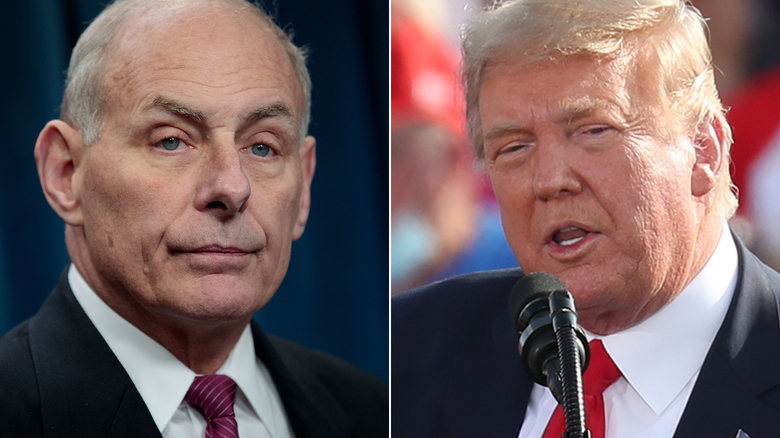 Former White House Chief of Staff Gen. John Kelly Tells Friends That Trump 'Is the Most Flawed Person' He's Ever Met