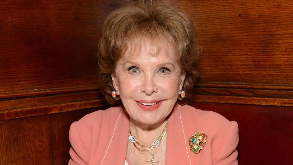 """<a href=""""https://www.cnn.com/2020/10/17/entertainment/rhonda-fleming-obit-trnd/index.html"""" target=""""_blank"""">Rhonda Fleming</a>, a film star in the 1940s and 50s known as the """"Queen of Technicolor,"""" died October 14 at the age of 97."""