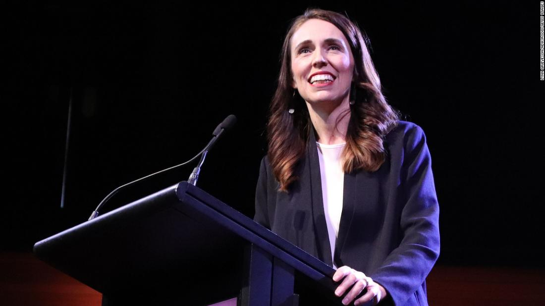 New Zealand PM Jacinda Ardern wins second term in landslide election victory
