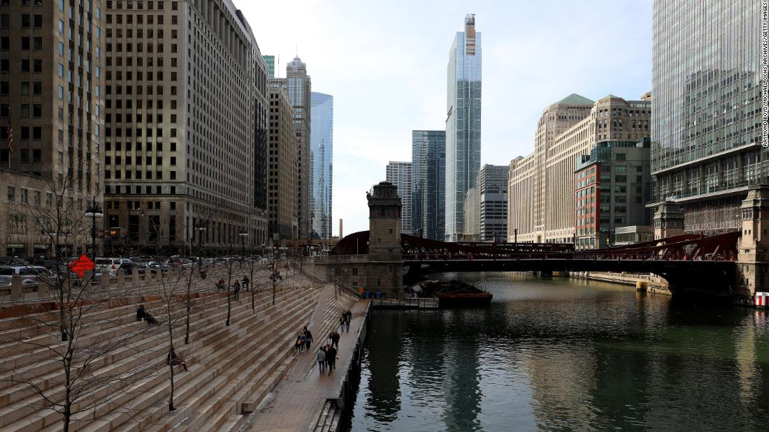 Chicago is the six-time holder of a title that no city wants.