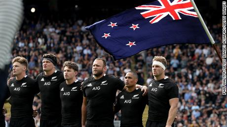 New Zealand relaxed Covid-19 restrictions to allow fans to return to stadiums.