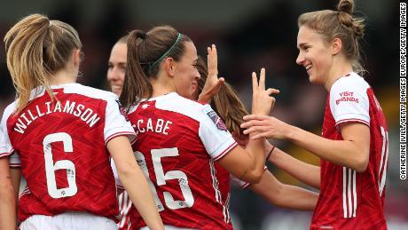 Vivianne Miedema becomes Women's Super League all-time leading goalscorer