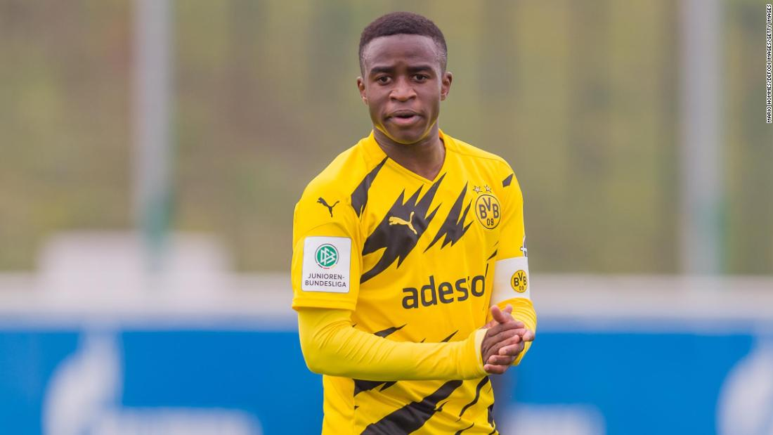 Top German club apologizes after fans racially abuse 15-year-old player