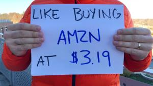 Another Amazon? This stock may have similar growth