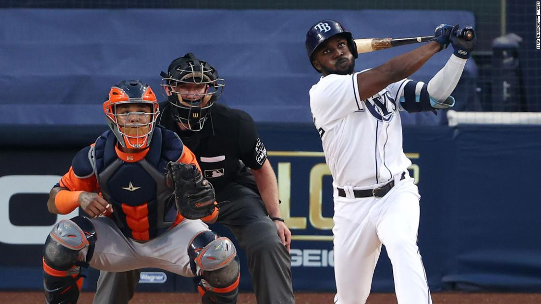 los angeles dodgers and tampa bay rays meet in world series like no different 24globe news 24globe news
