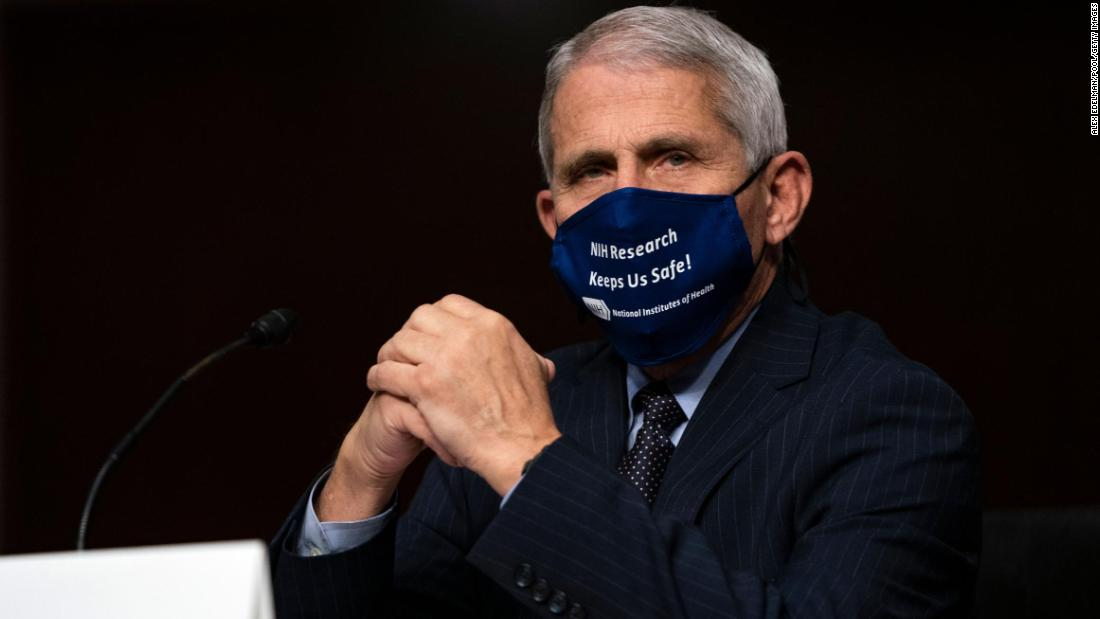 The US President claimed on a campaign call that people are tired of coronavirus and called Dr. Anthony Fauci a 'disaster'