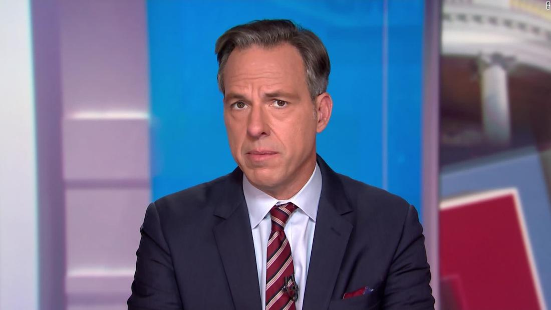 CNN's Jake Tapper: This Fox Business clip is so gross ... I'm not going to air it