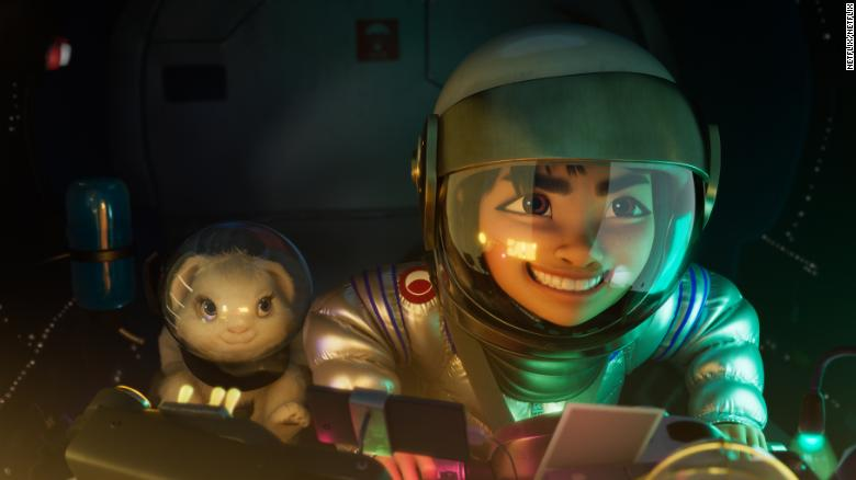 'Over the Moon' doesn't succeed in lifting Netflix into Disney's orbit