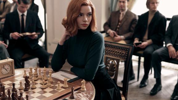 """The Queen's Gambit"" has been one of the most popular series in Netflix's history."