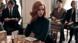 'The Queen's Gambit' is sparking a surge of interest in chess