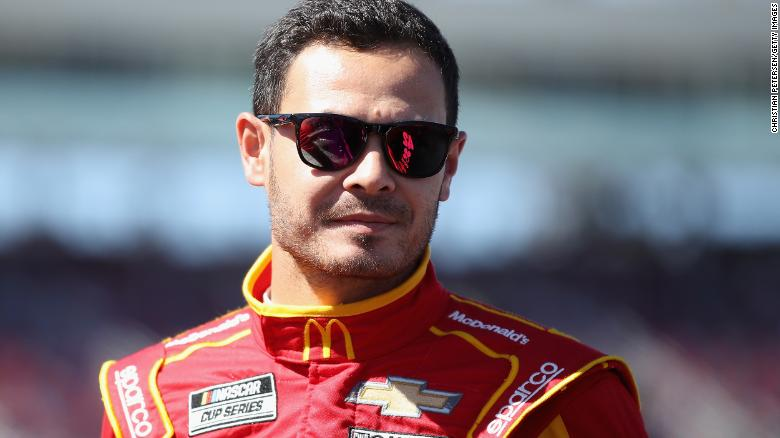 NASCAR reinstates driver Kyle Larson after he was suspended for saying a racial slur