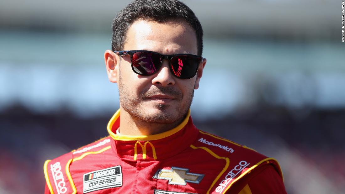 NASCAR reinstates driver Kyle Larson after he was suspended for saying a racial slur - CNN
