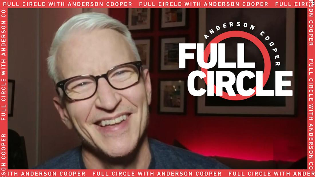Anderson Cooper talks about the best part of his job