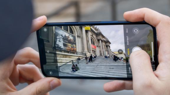 201019225446 3 underscored iphone 12 review live video - Apple iPhone 12 assessment | CNN Underscored