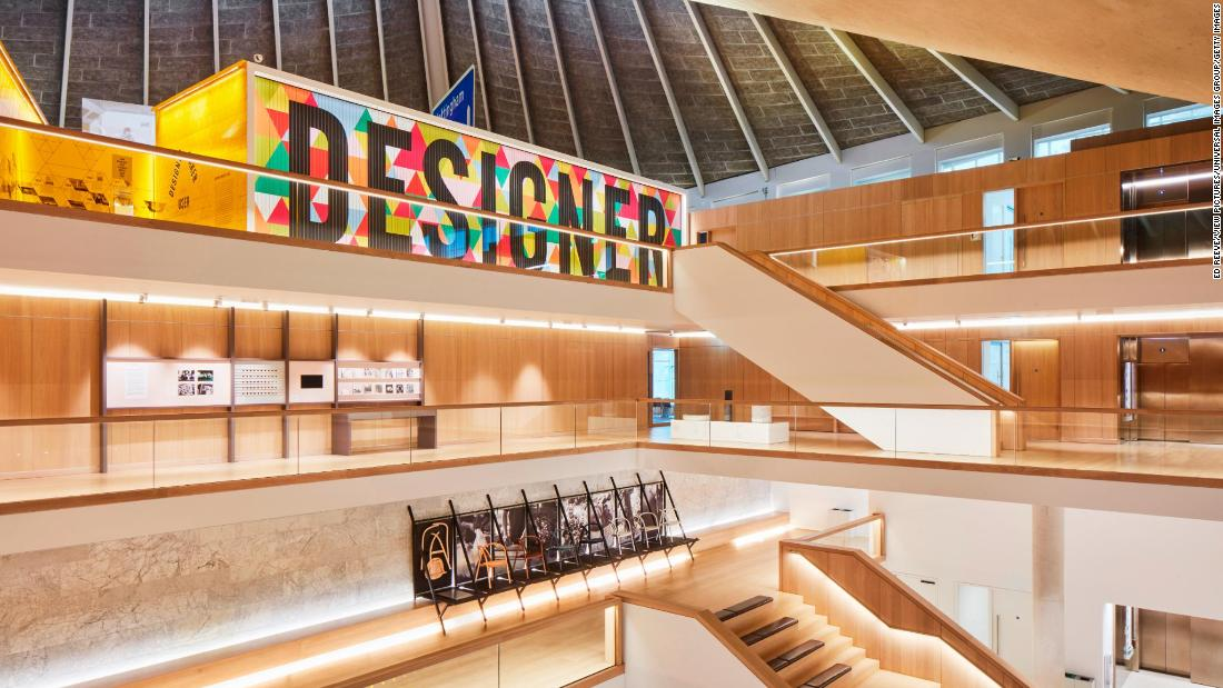 Beazley Designs of the Year nominees unveiled