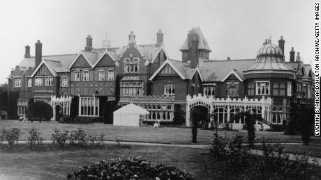Allied crpytographers at Bletchley Park broke Nazi codes during WWII.