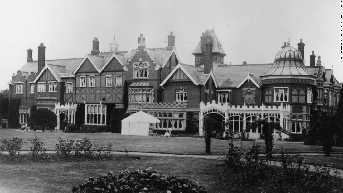 Bletchley Park codebreakers' contribution to WWII overstated, new book claims