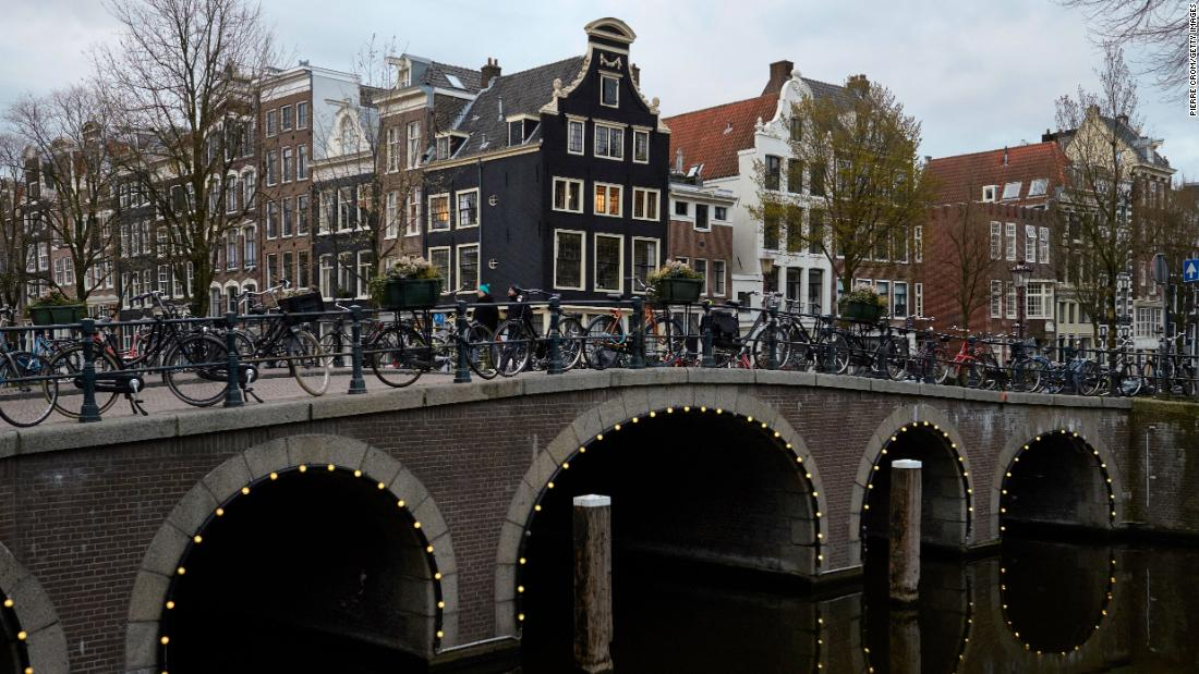 Amsterdam uses flower power to make streets safer - CNN Style
