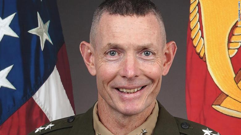 Senior Marine officer relieved of command over alleged use of racial slur