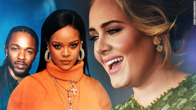 Adele and Rihanna, please save us from 2020 with new music