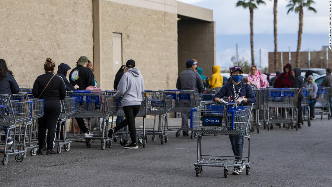 Sam's Club is putting robot janitors in all of its stores during the pandemic