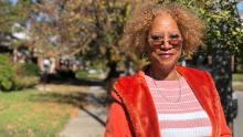 "To Detroiters who don't like President Trump but didn't vote in 2016, 63-year old Detroit native Markita Blanchard says, ""If you did not vote, you did vote for him."""