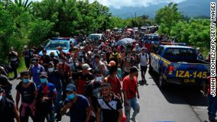 Experts project increase in migrants at US-Mexico border as pandemic devastates Latin America