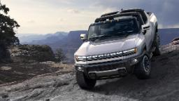 Hummer EV: GM's Hummer is making a comeback — and this time, it's all-electric
