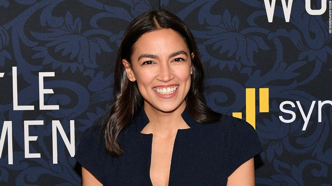 Alexandria Ocasio-Cortez just played a video game on Twitch to encourage voting