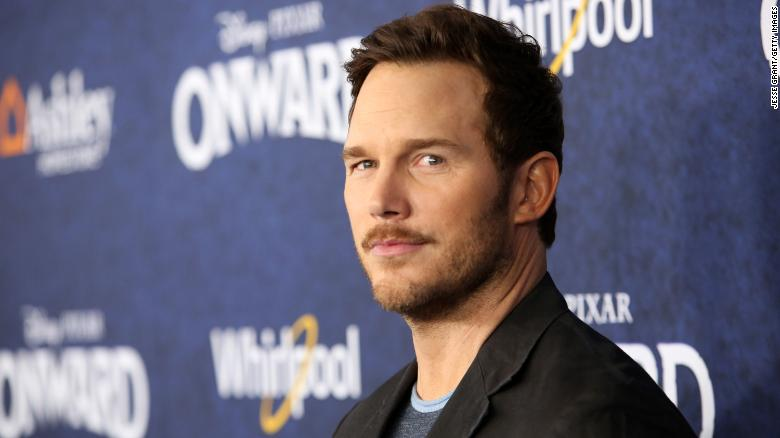 Chris Pratt announces 'better Chris' victories over Chris Evans and Chris Hemsworth